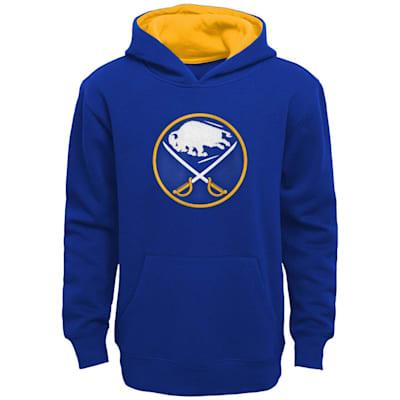 (Adidas Prime Pullover Hoody - Buffalo Sabres - Youth)