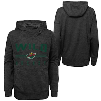 (Adidas Ice Squad Light Po Hoody - Minnesota Wild - Youth)