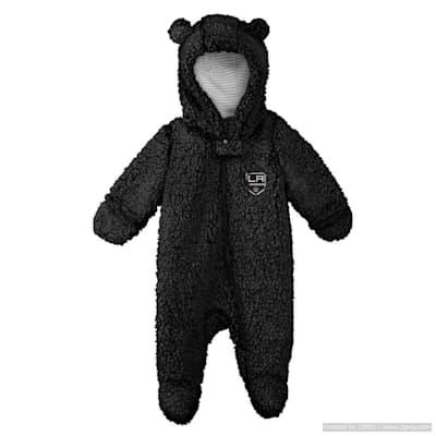 (Adidas Teddy Fleece Bunting Pram - Los Angeles Kings - Newborn)