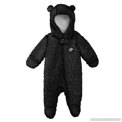 (Adidas Teddy Fleece Bunting Pram - Dallas Stars - Newborn)
