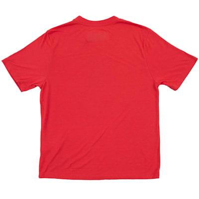 (CCM Preferred Short Sleeve Tee Shirt - Youth)