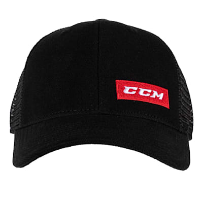 (CCM Icon Structured Meshback Trucker Cap)