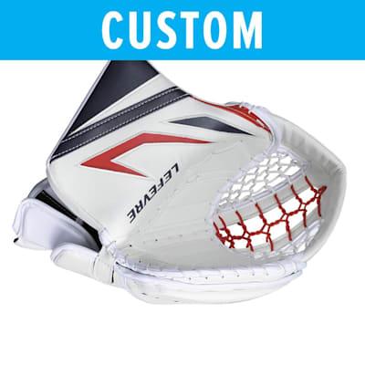 (Lefevre Custom L4.1 Goalie Glove - Senior)