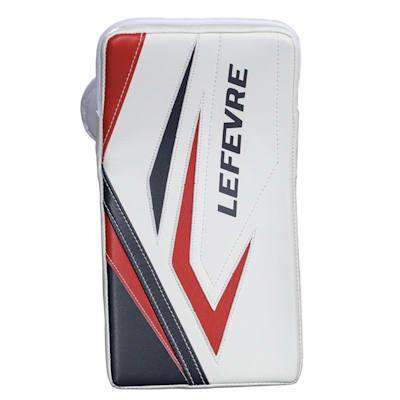 (Lefevre Custom L4.1 Goalie Blocker - Senior)