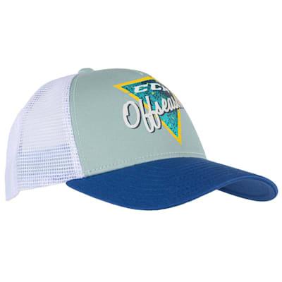 (CCM Off-Season Mesh Back Trucker Cap)