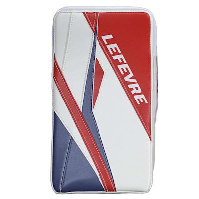 (Lefevre Custom L12.1 Goalie Blocker - Senior)