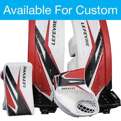 (Lefevre Custom L20.1 Goalie Leg Pads - Senior)