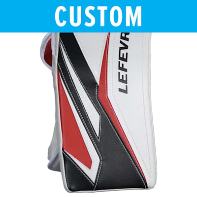 (Lefevre Custom L20.1 Goalie Blocker - Senior)