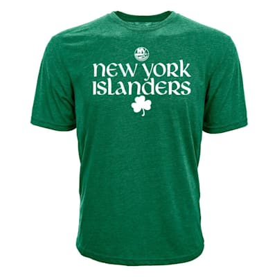 (Levelwear New York Islanders St. Patrick's Day Tee Shirt - Adult)