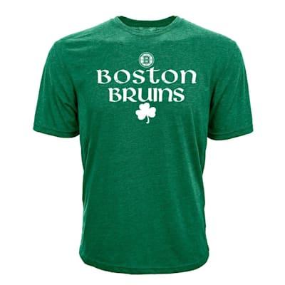 (Levelwear Boston Bruins St. Patrick's Day Tee Shirt - Adult)