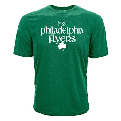 (Levelwear Philadelphia Flyers St. Patrick's Day Tee Shirt - Adult)