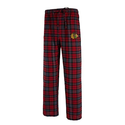 (Parkway Flannel Pant - Chicago Blackhawks - Adult)
