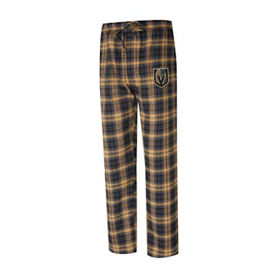 (Parkway Flannel Pant - Vegas Golden Knights - Adult)
