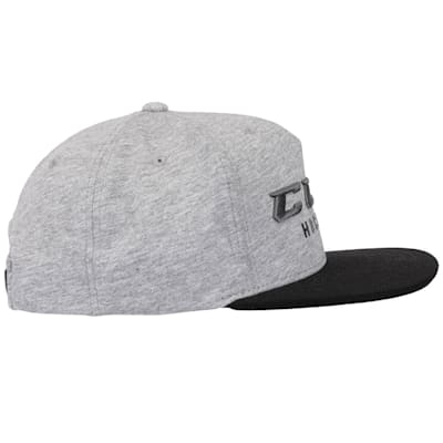 (CCM Hockey Pop Flatbrim Adjustable Cap)