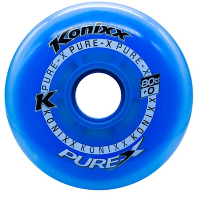 (Konixx Pure-X +0 Inline Hockey Wheel)