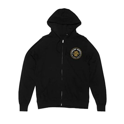 (Violent Gentlemen Violent Gentlemen Establish Zip Hood - Black - Adult)