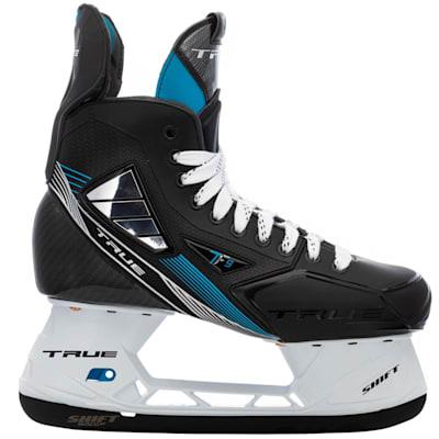 (TRUE TF9 Ice Hockey Skates - Junior)