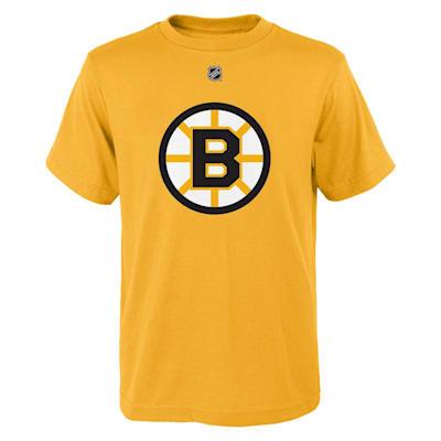(Adidas Boston Bruins Reverse Retro Short Sleeve Tee - Youth)