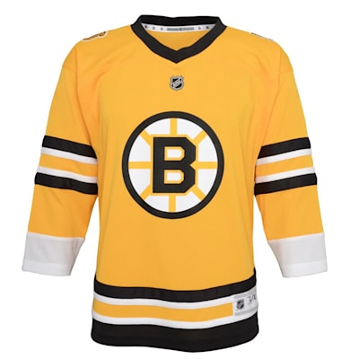 (Adidas Boston Bruins Reverse Retro Replica Jersey - Youth)