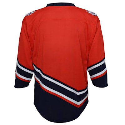 (Adidas Washington Capitals Reverse Retro Replica Jersey - Youth)