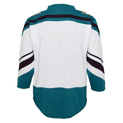 (Adidas Anaheim Ducks Reverse Retro Replica Jersey - Youth)