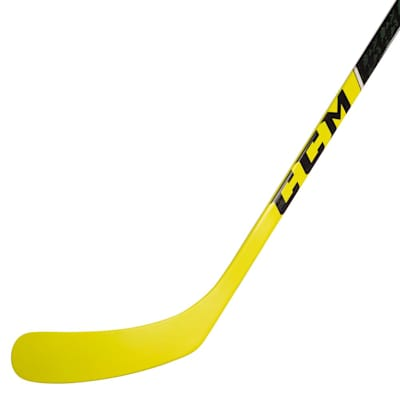 (CCM Super Tacks Youth Tacks Grip Composite Hockey Stick - Youth)