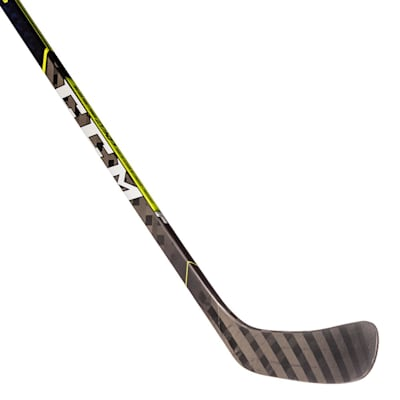 (CCM Super Tacks AS3 Grip Composite Hockey Stick - Senior)