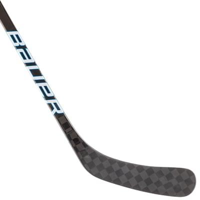 (Bauer Nexus GEO Grip Composite Hockey Stick - 50 Flex - Junior)