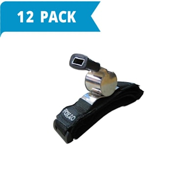(Fox 40 Glove Grip Whistle - 12-Pack)