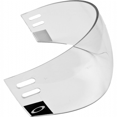 Side View (Oakley VR900 Pro Aviator Hockey Helmet Visor Without Vents)