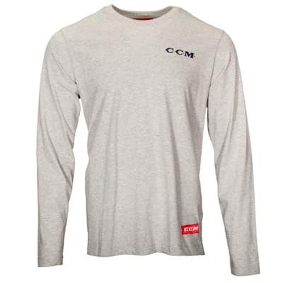(CCM Heritage Bottle Cap Long Sleeve Tee Shirt - Youth)
