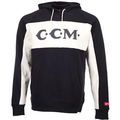 (CCM Vintage Logo Hoodie - Youth)