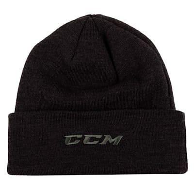(CCM Grit Camo Cuffed Beanie - Adult)