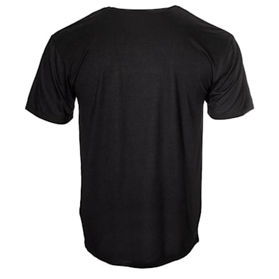 (CCM Go Dark Short Sleeve Rink Tee Shirt - Adult)