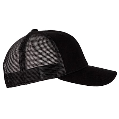 (CCM Go Dark Trucker Adjustable Cap - Adult)