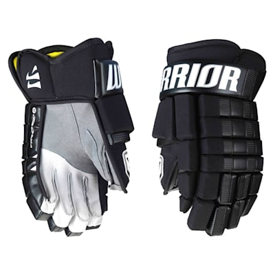 Black (Warrior Franchise Gloves - Junior)