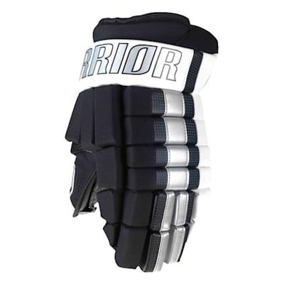 Black/White (Warrior Franchise Gloves - Junior)
