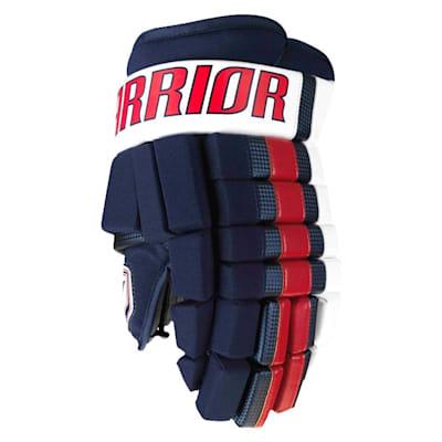 Navy/Red/White (Warrior Franchise Gloves - Junior)