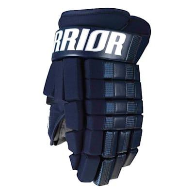 Navy (Warrior Franchise Gloves - Junior)