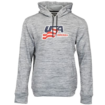 (USA Hockey Performance Hoodie - Adult)