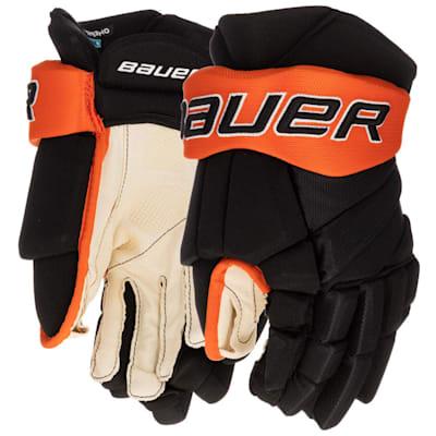 (Bauer Vapor Team Pro Hockey Gloves - Junior)