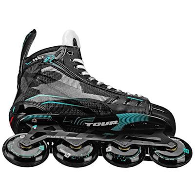 (Tour VOLT KV2 Inline Hockey Skates - Junior)
