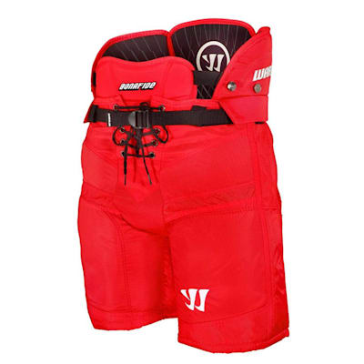 Red (Warrior Bonafide Player Pants '10 Model - Junior)