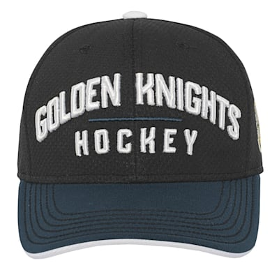(Adidas Breakaway Structured Adjustable Hat – Vegas Golden Knights - Youth)