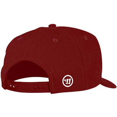 (Warrior Street Hockey Snapback Hat)