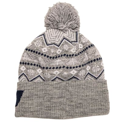 (CCM Nordic Pom Knit Hat - Adult)