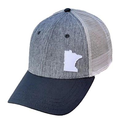 (Beauty Status Minnesota Roots Adjustable Hat - Adult)