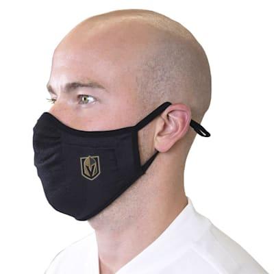(Levelwear Guard 3 Face Mask- Vegas Golden Knights - Youth)