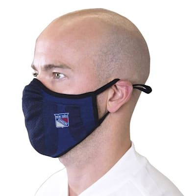 (Levelwear Guard 3 Face Mask- New York Rangers)