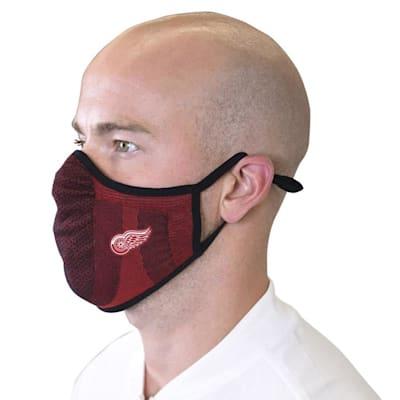 (Levelwear Guard 3 Face Mask- Detroit Red Wings)